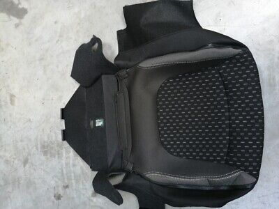 Renault Captur  front seat right cushion  fabric cover