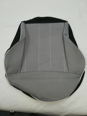 Fiat 500  front seat right cushion  fabric cover