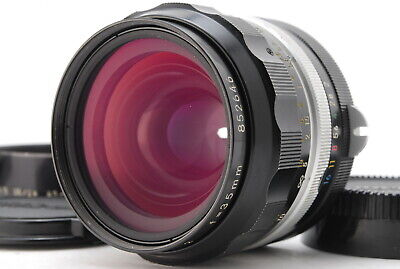 【FEDEX shipping】Nikon Auto NIKKOR-O.C 35mm f/2 Non-AI Wide Angle Lens From Japan