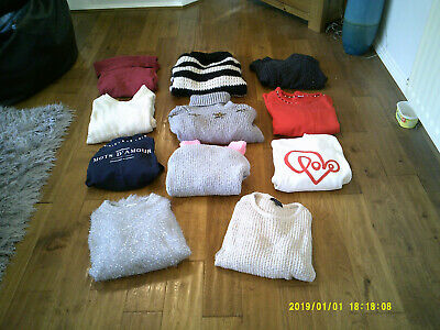 Womans Jumper Bundle size 10-12