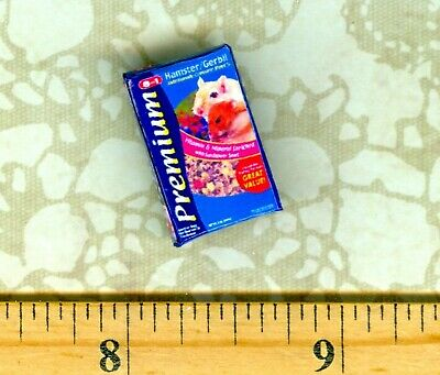 Discontinued  Dollhouse Miniature Size Scalloped Potato Mix Box