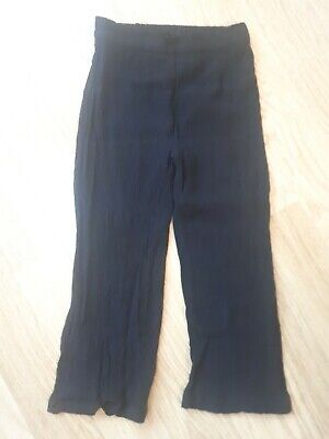 Girls RIVER ISLAND Trousers - Black - 8 Years