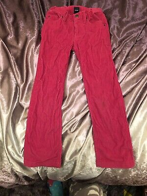 Kids Children Girls Baby Gap Jeans Trousers Pink 5 Years