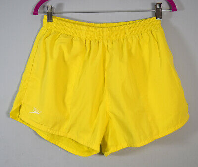 Vintage 1980s Original SPEEDO Running Swimming Sports Shorts - Medium