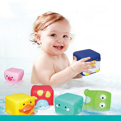 Baby Kids Bathing Toys Water Taps Spout Spray Shower Spraying Play Gift CB