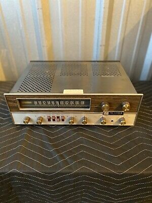 "VINTAGE Fisher ""The Fisher"" 700-T FM-MPX Stereo Receiver Tuner"
