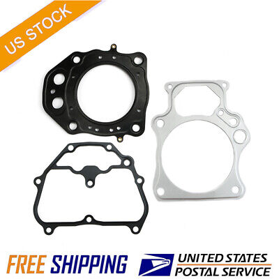 Cylinder Head and Base Gasket Kit For Honda 420 Rancher TRX420 FE TE FM FA
