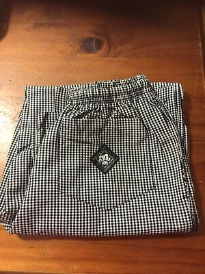 Aussie Chef Pants New Size Small NEW Just Taken Out Of Packaging 4 X Available