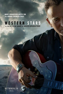Western Stars: A Film by Bruce Springsteen and Thom Zimny (NEW DVD)