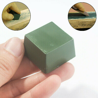 Green Rouge Abrasive Polishing Paste Buffing Compound Metal Grinding 30mm