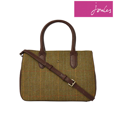 Joules Thernwell Tweed 30th Anniversary Grab Bag **FREE UK Shipping**