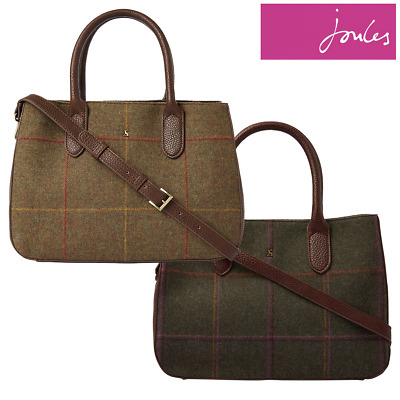 Joules Thernwell Tweed Grab Bag **FREE UK Shipping**