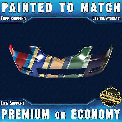 NEW 2007 2008 2009 Mazda 3 Front Bumper COVER Painted MA1000215