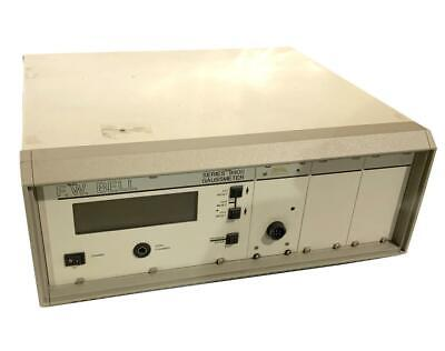 F.W. Bell Series 9900 GS-10006 Gaussmeter W/ 2 Modules 115/230 VAC @ 2/1 Amps