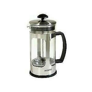 Mr. Coffee Daily Brew 4-Cups Stainless Steel Coffee Press - NOB