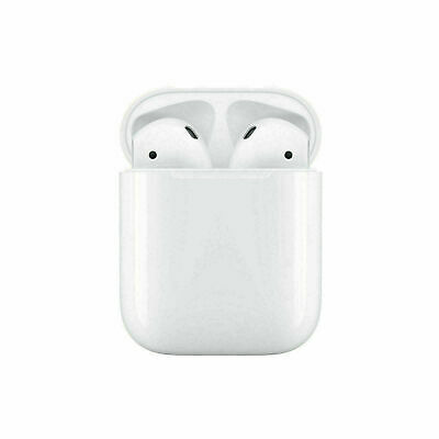 Apple AirPods 2nd Generation with Wireless Charging Case White UK