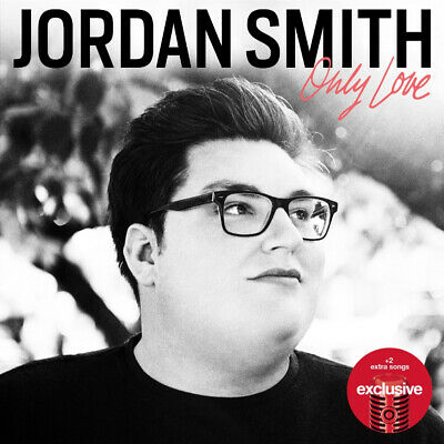 JORDAN SMITH Only Love LIMITED EDITION EXPANDED TARGET CD SEALED