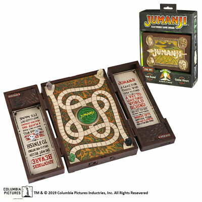 Jumanji Electronic Board Mini Prop Replica