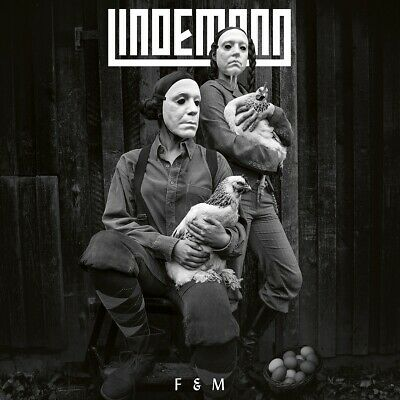 LINDEMANN - F & M, 1 Audio-CD