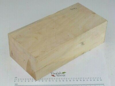 English Lime Basswood wood carving blank / block. 90 x 138 x 285. 3921