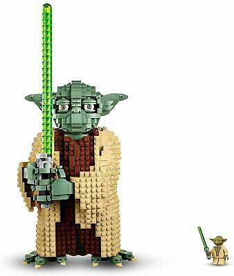 LEGO Star Wars 75255 Yoda 1771pcs Collectable Next Day Delivery