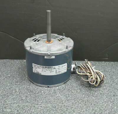 Genteq 71265011 Condenser Fan Motor 1/6Hp 1050Rpm 208-230V Single Phase