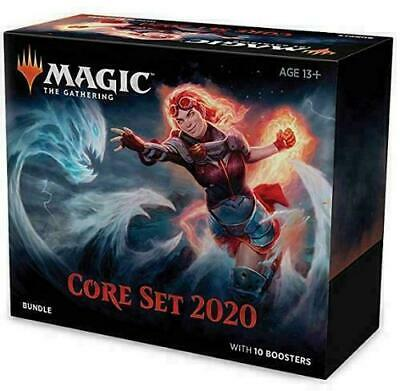 Mtg Magic The Gathering Core 2020 M20 Set Bundle Factory Sealed Box Cards