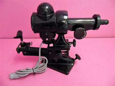 Bausch & Lomb Optometry 71-21-35 Cornea Keratometer Ophthalmology Ophthalmic