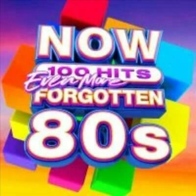 Various Artists - Now 100 Hits Even More Forgotten Hits (5 Cd) New Cd