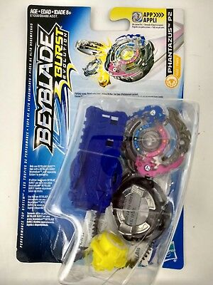 Beyblade Burst Evolution Mad Phantazus P2 Launcher Pack D22 Wave 7 TS03 Hasbro