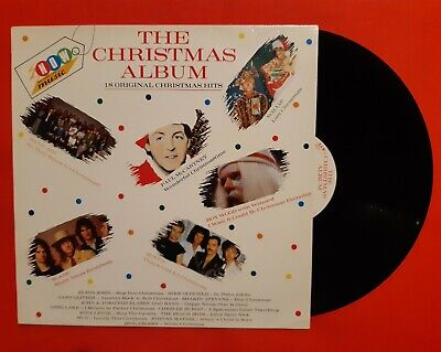 NOW The Christmas Album LP 1985' Nice clean all round copy Free UK Post ##