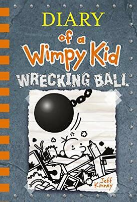 Wrecking Ball Diary Of A Wimpy Kid.