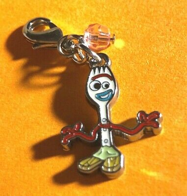 Disney Parks Charmed In The Park- Toy Story 4 Forky Charm