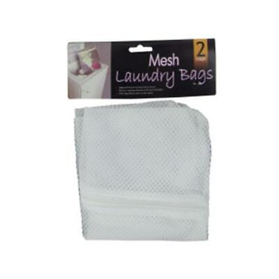 Bulk Buys Mesh laundry bags set of 2 Case Of 24