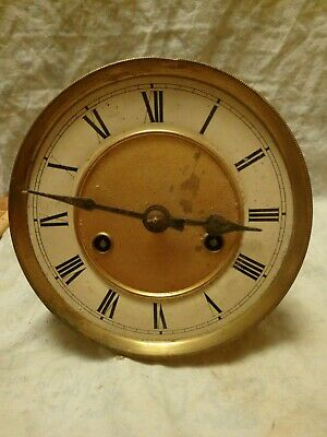 Old HAC Clock Movement For Spares Or Repairs