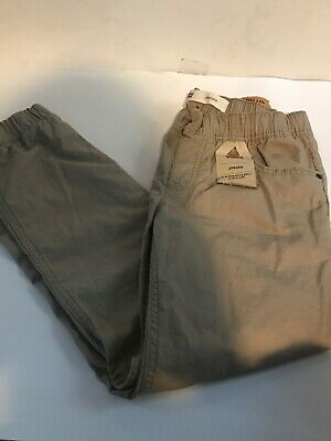 Levis Boys Jogger Pants Slim From Hip To Ankle Elastic Cuff Size M