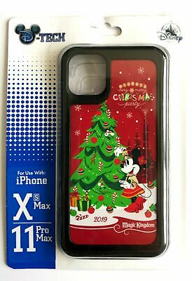 Disney Parks Mickey's Very Merry Christmas Iphone Xs Max/11 Pro Max Phone Case