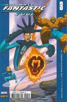 Ultimate Fantastic Four N º 3 Edition Coleccionista