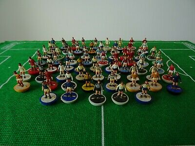 Job Lot of Subbuteo Heavyweight Spare Players - 64 figures in Total - L@@K