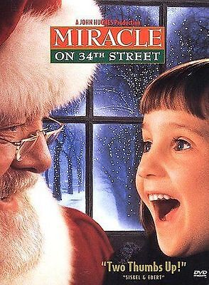 Miracle on 34th Street (2000 DVD)