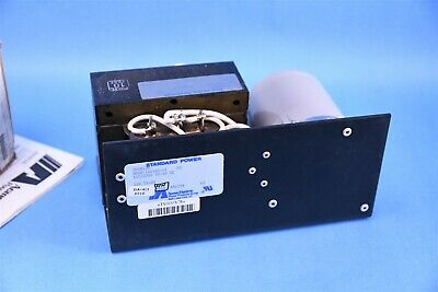Acme Electric Linear Power Supply 12VDC 15A