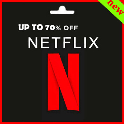 How To get Netflix Gift Cards PDF: UP To 40-60% Off Discounted + BONUS Cash Back