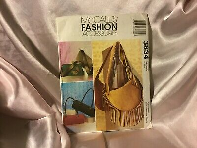McCall/'s 4324 Soft Evening Bags Pattern