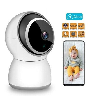 Baby Monitor | SMART CAMERA | Home Security Camera w/motion detection & audio