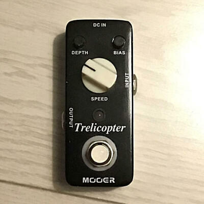 Mooer Trelicopter Tremolo Guitar Effects Pedal Shipping Free From Japan