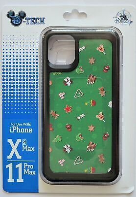 Disney Parks 2019 Christmas Sweet Treat Iphone Xs Max/11 Pro Max Phone Case NWT