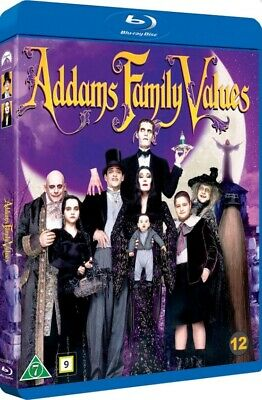 Addams Family Values Blu Ray