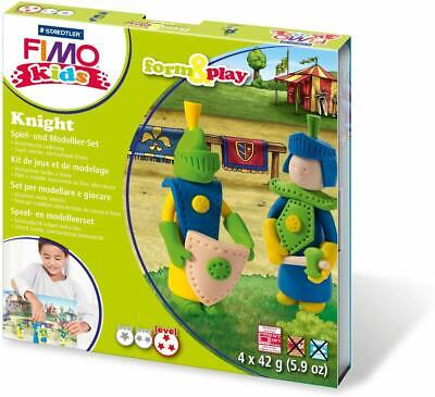 Fimo Kits For Kids Form /& Play Polymer Modelling Oven Bake Clay SET Bug Buddy