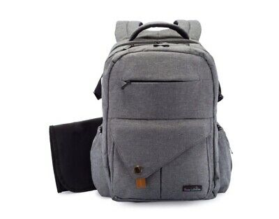 Multi-Functional Backpack. Brand New. 16 pockets. Gray in color. 415 total units