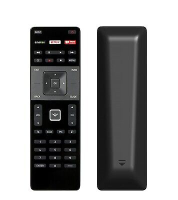 New XRT122 Remote Control for Vizio LED HDTV TV with Amazon/ Netflix/ IHeart Key